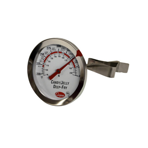 Cooper-Atkins 322-01-1 Candy/Jelly/Deep Fry Thermometer