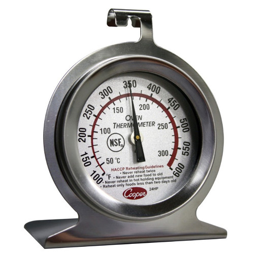 Cooper-Atkins 24HP HACCP Dial Oven Thermometer
