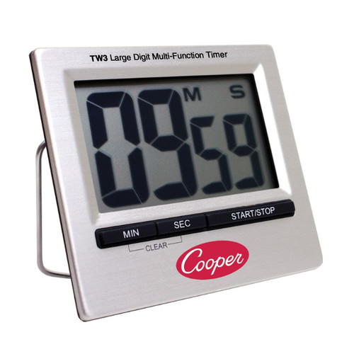 Cooper-Atkins TW3 Large Digit Multi-Function Timer