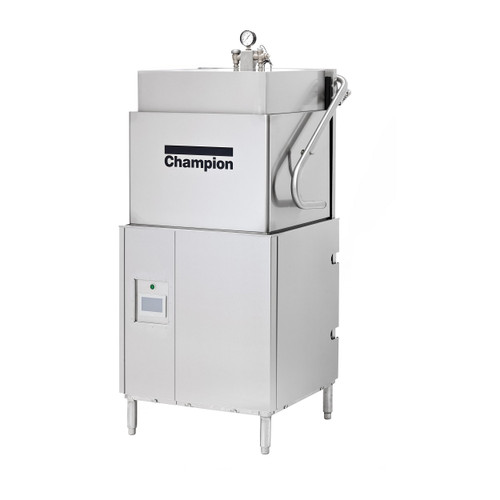 Champion DH-6000 High Temperature Hood-type Dishwashing Machine