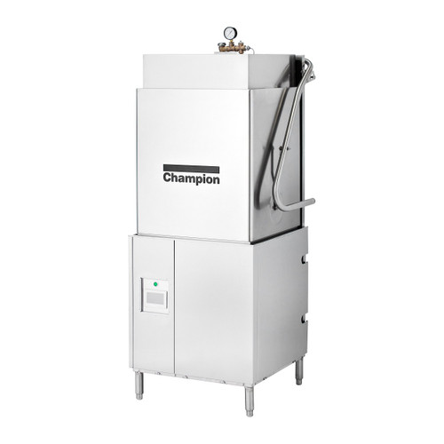 Champion DH-6000T High Temperature Tall Hood-type Dishwashing Machine