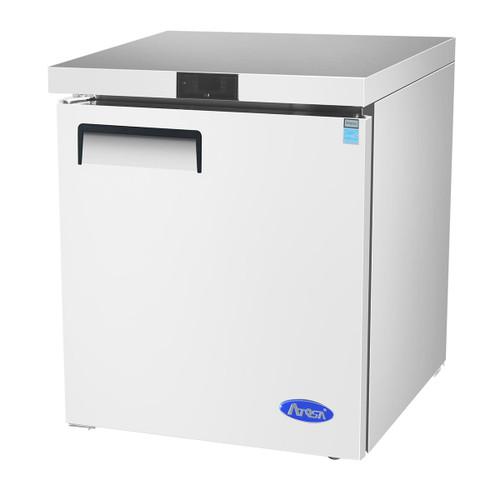 "Atosa MGF8401GR 27"" Undercounter Refrigerator (MGF8401GR)"