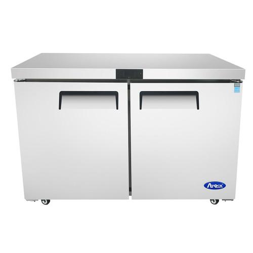 "Atosa MGF8402GR 48"" Undercounter Refrigerator (MGF8402GR)"