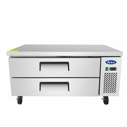 "tosa MGF8450GR 48"" Two Drawer Refrigerated Chef Base (MGF8450GR)"