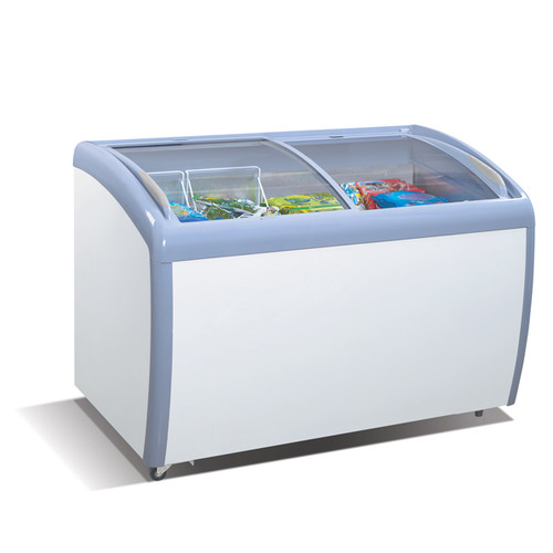 Atosa MMF-9112 Angle Curved Top Chest Freezer