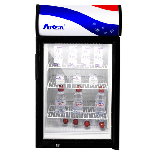 Atosa CTD-3S Countertop Merchandisers (CTD-3S)