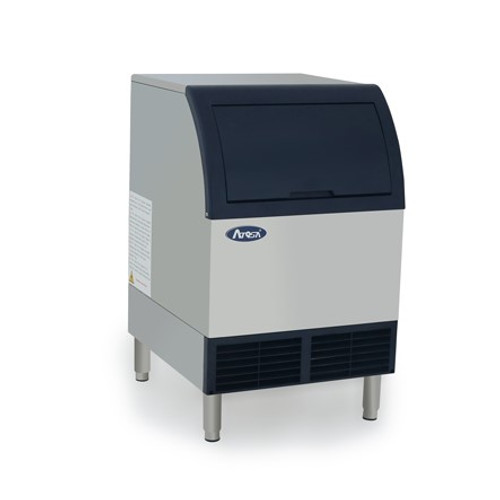 Atosa YR280-AP-161 Ice Machine with Built-In Ice Bin, 283 lbs/day