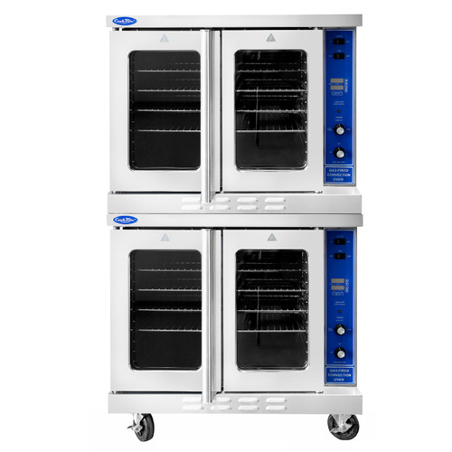 Atosa ATCO-513B-2 Gas Convection Ovens, Bakery Depth