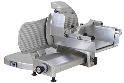 Omcan MS-IT-0370-H 15-inch Horizontal Gear-Driven Meat Slicer