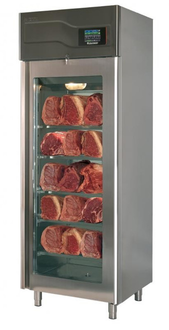 Omcan MATC100TF 100 kg Dry Aging Cabinet