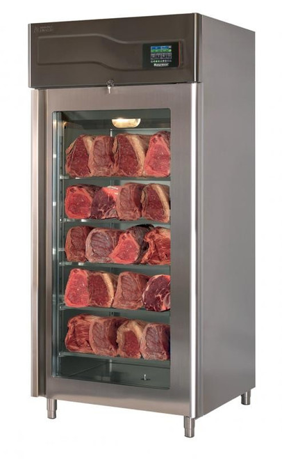 Omcan MATC150TF 150 kg Dry Aging Cabinet