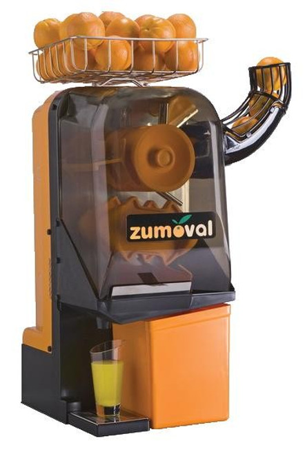 Omcan JE-ES-0015-S Zumoval Juice Extractor with Self Cleaning - 15 Oranges / Minute