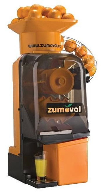 Omcan JE-ES-0015-F Zumoval Juice Extractor with Automatic Feeder - 15 Oranges / Minute