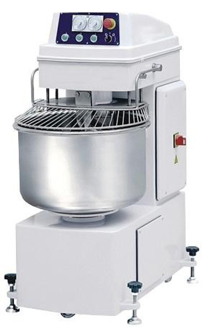 Omcan MX-CN-0127 Heavy-duty Spiral Dough Mixer - 127 Qt. Bowl Capacity