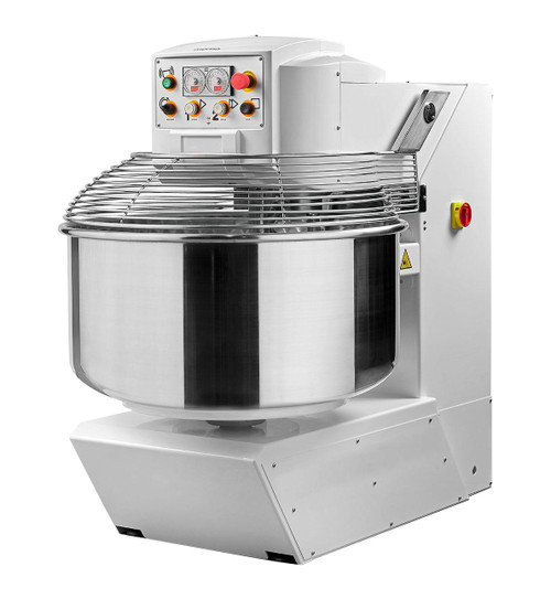 Omcan MX-IT-0060-M Spiral Dough Mixer - 132 lb. capacity