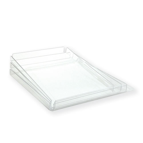 Goldleaf Plastics Set of 4 Trays Fits BDT4EURO