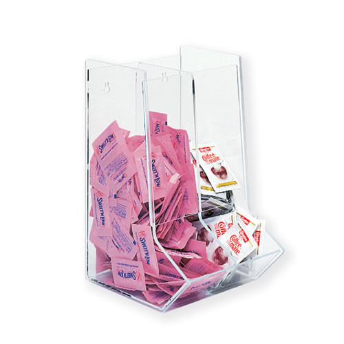 Goldleaf Plastics Top Loading Packet Dispenser