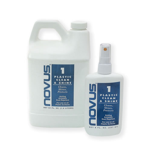 Goldleaf Plastics Plastic Clean & Shine 8oz Spray