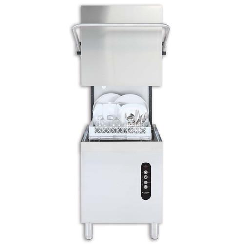Jet-Tech EV22 High Temperature Door-Type Dishwasher, 208-240V (EV22)