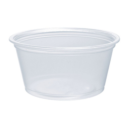 Dart 200PC 2 oz. Clear Portion Container