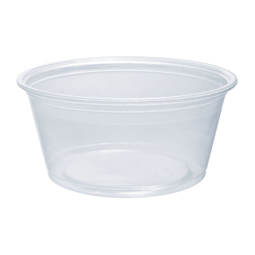Dart 325PC 3.25 oz. Clear Portion Container