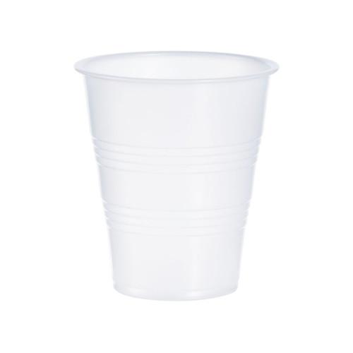 Dart Y7 Translucent 7 oz. Plastic Cup - 2500/Case