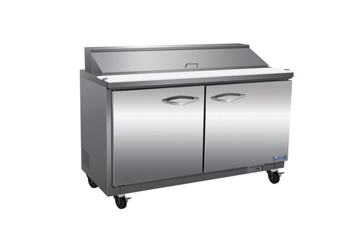 IKON Series ISP36 Sandwich Prep Table, 36""