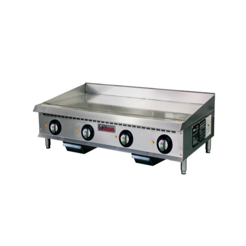 "IKON Series ITG-48E Electric Thermostatic griddle - 48"", 208/240V"