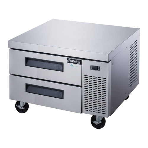 Dukers DCB36-D2 Chef Base Refrigerator with 2 Drawers