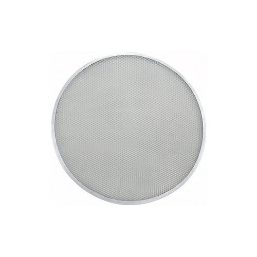 "Winco APZS-20 20"" Aluminum Seamless Pizza Screen"
