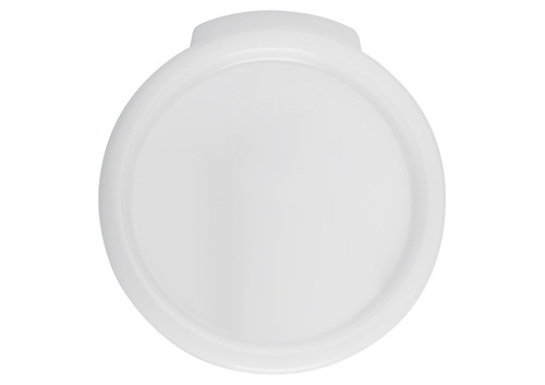 Winco PCRC-1C Cover Only for 1 qt. Round Containers