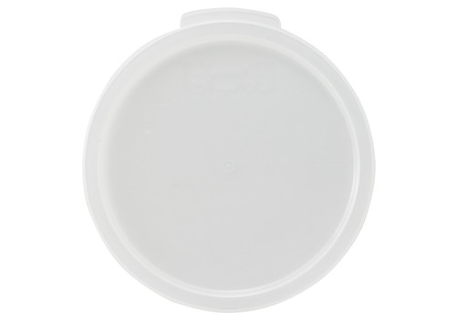 Winco PCRC-1222C Cover Only, for 12 qt., 18 qt. & 22 qt. Round Containers