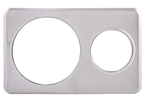Winco ADP-610 Adaptor Plate, Stainless Steel, Fit (1) 4 QT & (1) 11 QT