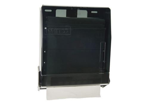 Winco TD-300 Paper Towel Dispenser, C/ Multi-Fold, Plastic