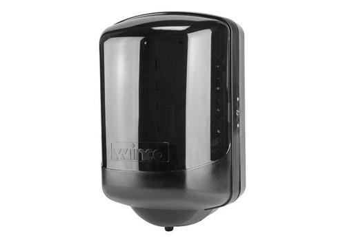 Winco TD-330 Paper Towel Dispenser, Center Pull, Plastic