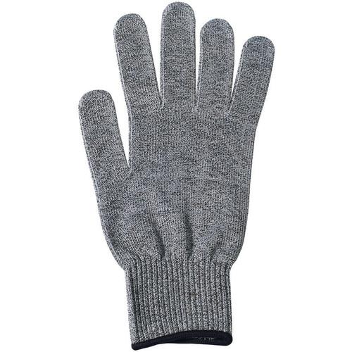 Winco GCRA-XL Cut-Resistant Glove, X-Large, Black Wristband