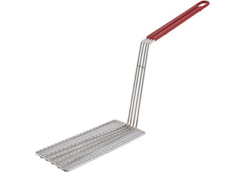"Winco FB-PB Fry Basket Press with 11"" Handle"