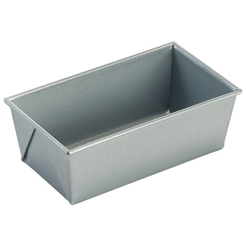 """Winco HLP-53 Aluminized Steel Loaf Pans with Silicone Glaze, 3/8 Lb, 5-5/8"""" x 3-1/8"""" x 2-1/4"""""""