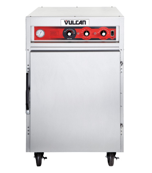 Vulcan VRH8-2M1ZN 3,000 Watt Electric Heated Cook and Hold Oven, 8 Baking Pan Capacity, Single Deck (VRH8-2M1ZN)