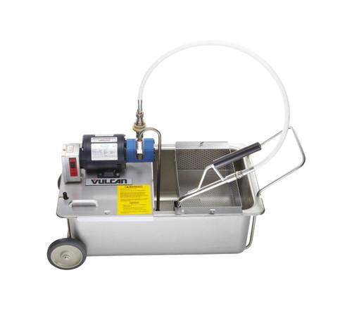 Vulcan MF-1 110 Lb Fryer Oil Filter, Mobile, Reversible Pump (MF-1)