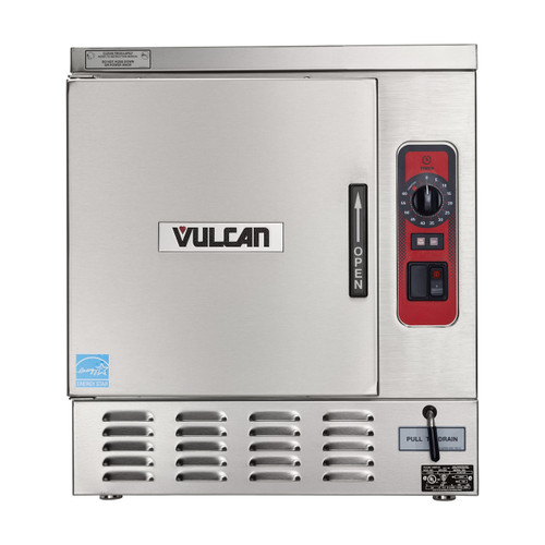 Vulcan C24EO5-1 5 Pan Countertop 12kw Electric Convection Steamer, C24EO Series (C24EO5-1)