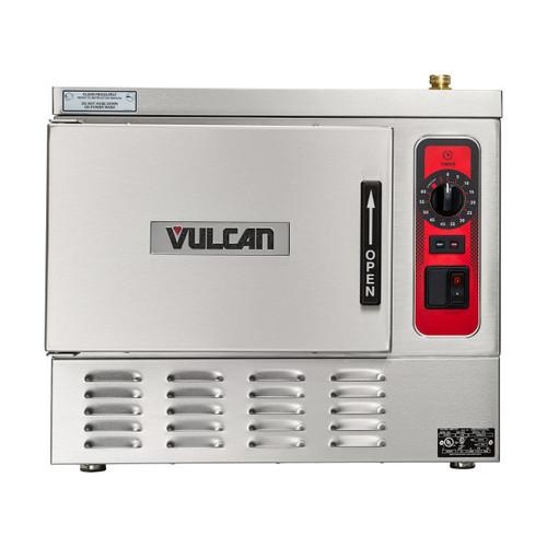 Vulcan C24EA3-1300 3 Pan Countertop 8.5kw Electric Convection Steamer w/ Professional Controls, C24EA Series (C24EA3-1300)