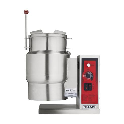 Vulcan K6ETT-7 7,500 Watt Electric Steam 2/3 Jacket Kettle, Countertop, 6 Gallon, Tilting (K6ETT-7)