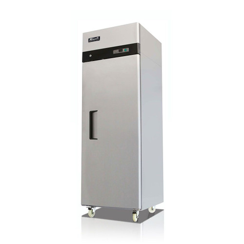 Migali C-1R 1 Door Reach-In Refrigerator