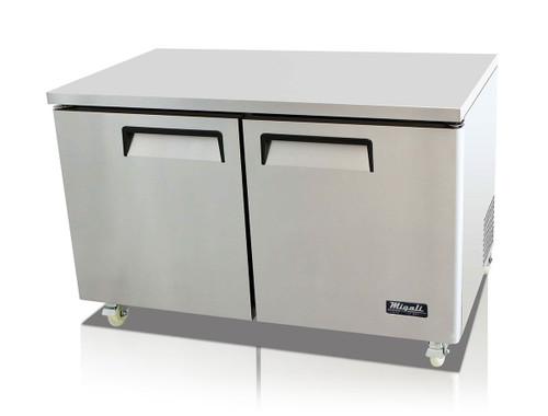 "Migali C-U60F 60"" Under-counter & Work Top Freezer"