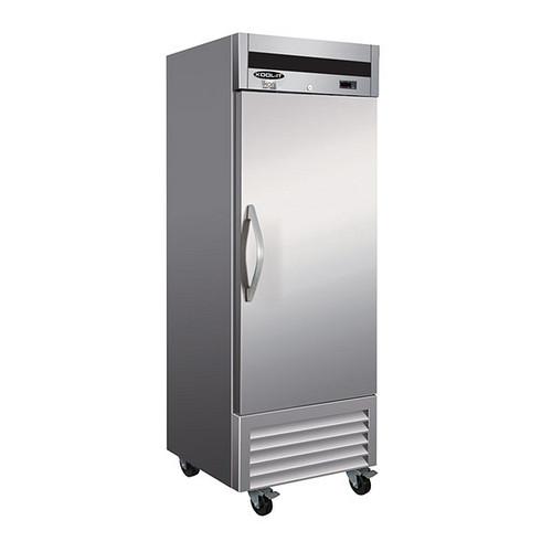 "Ikon Series IB27R 26"" Reach-In Bottom Mount Refrigerator, 1 Door"