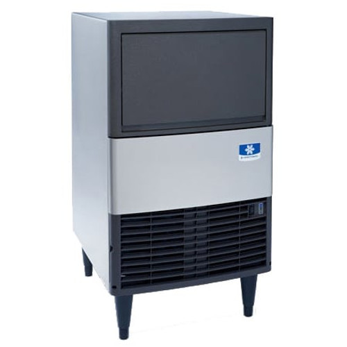 Manitowoc UDE0065A-161B Air Cooled Undercounter Full Cube Ice Maker, 57 lbs, 115v
