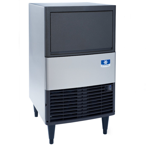 Manitowoc UDE0080A-161B Air Cooled Undercounter Full Cube Ice Maker, 102 lbs, 115v