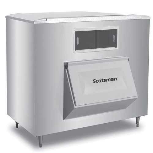 Scotsman BH1100SS-A Large Upright Modular Storage Bin - 1100 Lb., S/S Finish