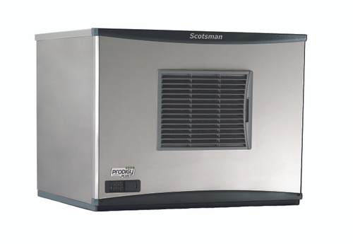 Scotsman C0330MA-1E Prodigy Plus Modular Ice Machine Head, Medium Cube, Air-Cooled, 115v